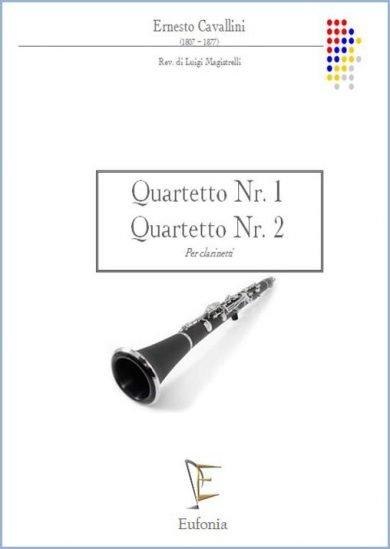 DUE QUARTETTI edizioni_eufonia