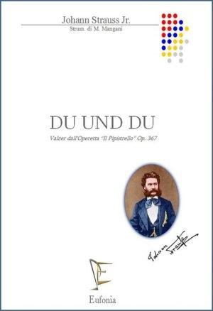 """DU UND DU - VALZER DA """"IL PIPISTRELLO"""" OP.367 edizioni_eufonia"""