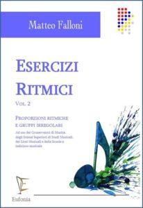 ESERCIZI RITMICI VOL. 2° edizioni_eufonia