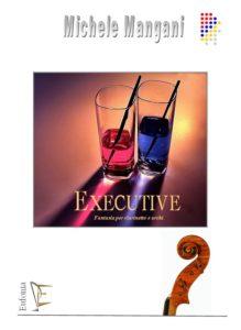 EXECUTIVE PER CLARINETTO E ARCHI edizioni_eufonia