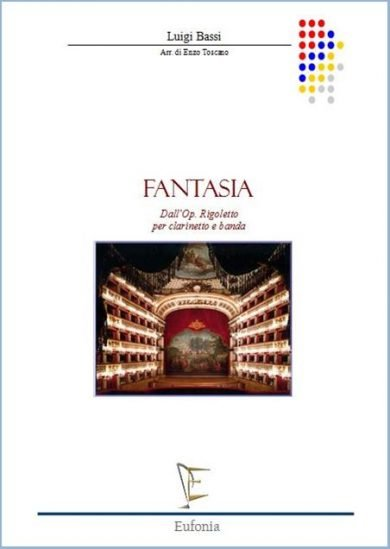 FANTASIA DALL'OP. RIGOLETTO edizioni_eufonia