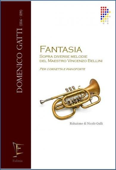 FANTASIA PER CORNETTA E PIANOFORTE edizioni_eufonia