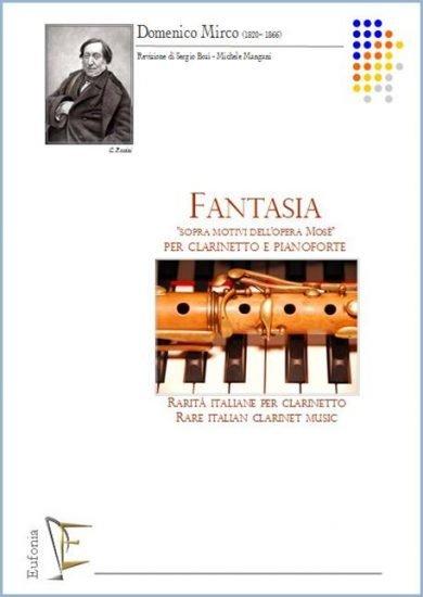 FANTASIA dall'Op. MOSE' edizioni_eufonia