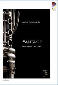 FANTASIE PER CLARINETTO E PIANOFORTE edizioni_eufonia