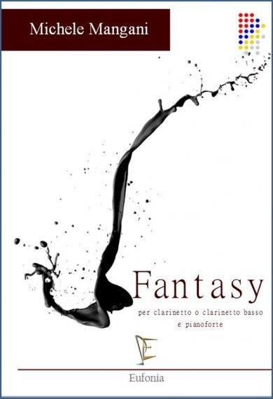 FANTASY PER CLARINETTO edizioni_eufonia