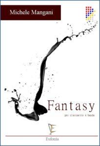 FANTASY PER CLARINETTO E BANDA edizioni_eufonia
