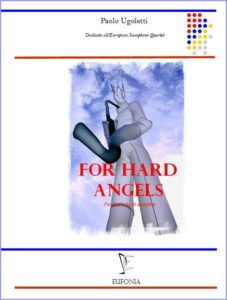 FOR HARD ANGELS edizioni_eufonia