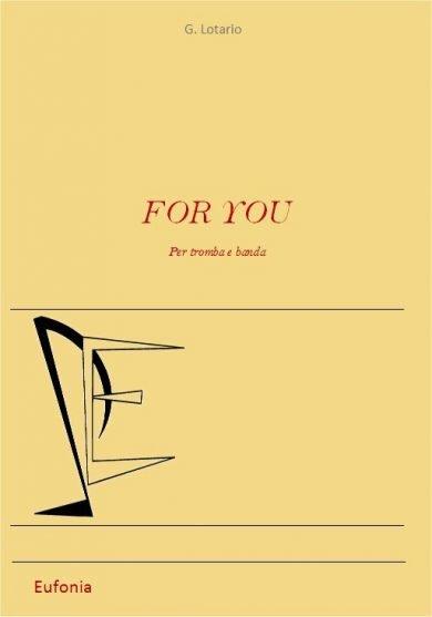 FOR YOU edizioni_eufonia
