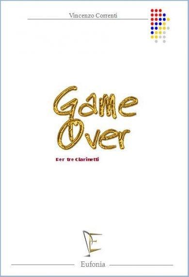 GAME OVER edizioni_eufonia