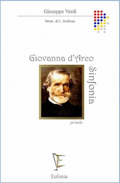 GIOVANNA D'ARCO edizioni_eufonia