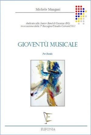 GIOVENTU' MUSICALE edizioni_eufonia