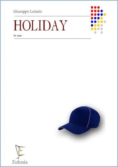HOLIDAY edizioni_eufonia