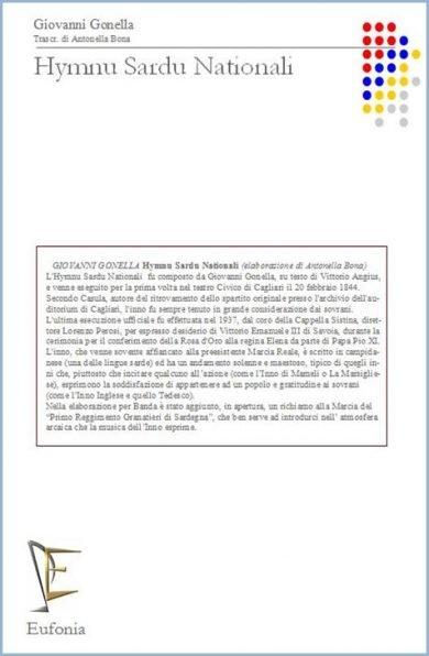 HYMNU SARDU NATIONALI edizioni_eufonia