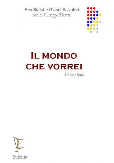 IL MONDO CHE VORREI edizioni_eufonia