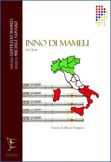 INNO DI MAMELI PER 5 FLAUTI edizioni_eufonia