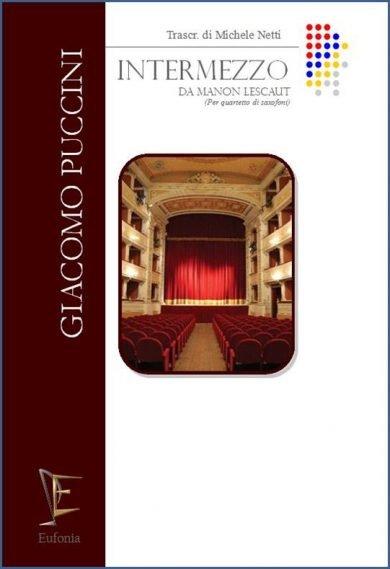 INTERMEZZO MANON LESCAUT edizioni_eufonia