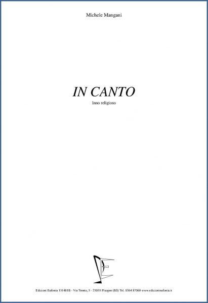 IN CANTO edizioni_eufonia