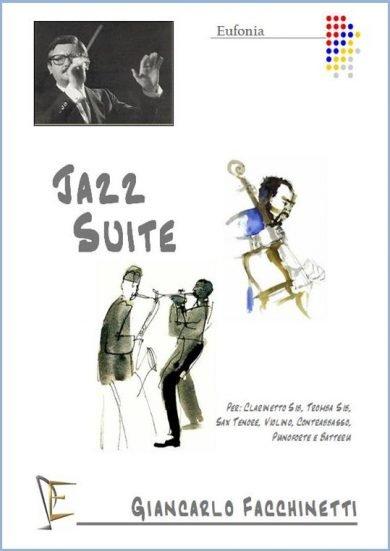 JAZZ SUITE edizioni_eufonia
