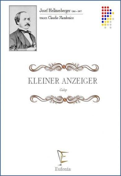KLEINER  ANZEIGER - GALOPP edizioni_eufonia