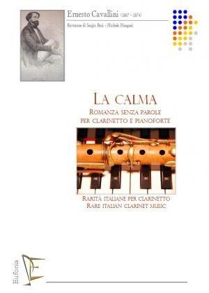 LA CALMA edizioni_eufonia