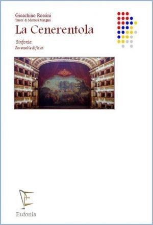 LA CENERENTOLA SINFONIA PER CORO DI FLAUTI edizioni_eufonia