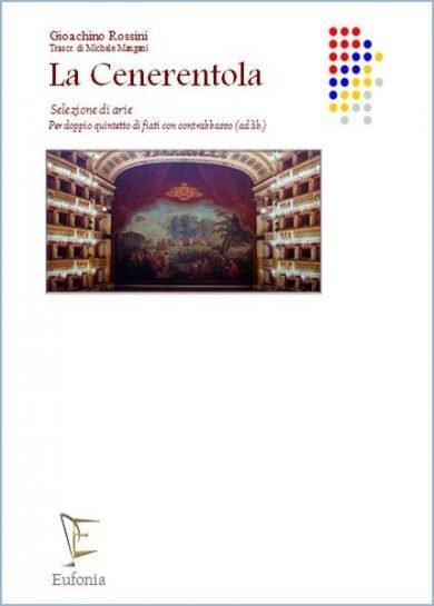 LA CENERENTOLA SELEZIONE DI ARIE edizioni_eufonia