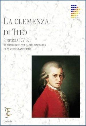 LA CLEMENZA DI TITO - SINFONIA edizioni_eufonia