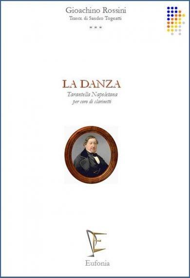 LA DANZA - TARANTELLA PER CORO DI CLARINETTI edizioni_eufonia
