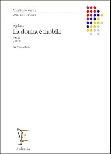 LA DONNA E' MOBILE edizioni_eufonia