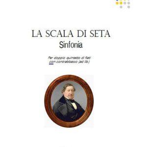 LA SCALA DI SETA Sinfonia edizioni_eufonia
