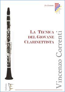 LA TECNICA DEL GIOVANE CLARINETTISTA edizioni_eufonia