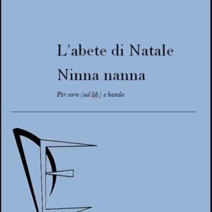 L'ABETE DI NATALE - NINNA NANNA edizioni_eufonia