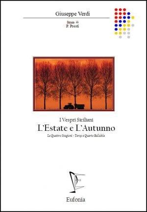L'ESTATE - L'AUTUNNO edizioni_eufonia
