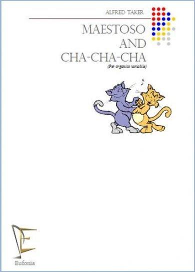 MAESTOSO AND CHA CHA CHA edizioni_eufonia