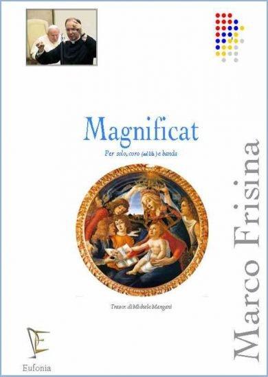 MAGNIFICAT ANIMA MEA (VOCI E BANDA) edizioni_eufonia