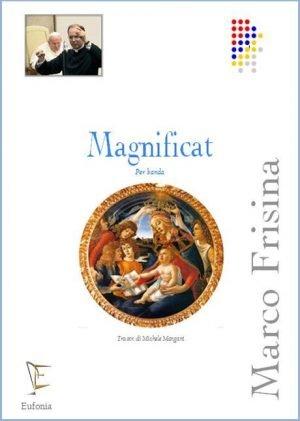 MAGNIFICAT ANIMA MEA (BANDA) edizioni_eufonia