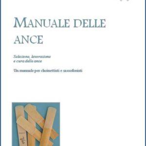 MANUALE DELLE ANCE edizioni_eufonia