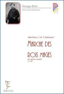 MARCHE DES ROIS - ARLESIENNE edizioni_eufonia