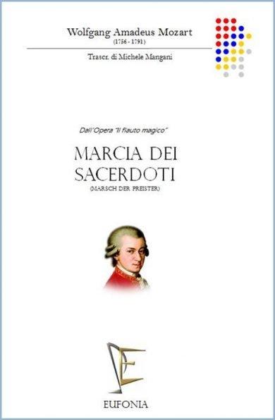 MARCIA DEI SACERDOTI edizioni_eufonia