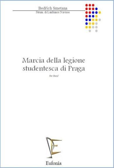 MARCIA DELLA LEGIONE STUDENTESCA DI PRAGA edizioni_eufonia