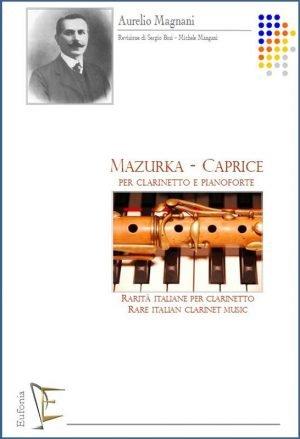 MAZURKA  CAPRICE edizioni_eufonia