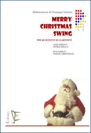 MERRY CHRISTMAS SWING edizioni_eufonia