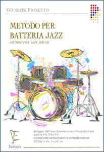 METODO PER BATTERIA JAZZ edizioni_eufonia