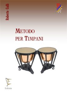 METODO PER TIMPANI edizioni_eufonia