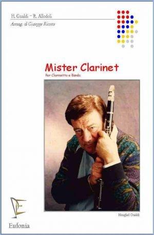 MISTER CLARINET - CLARINETTO E BANDA edizioni_eufonia