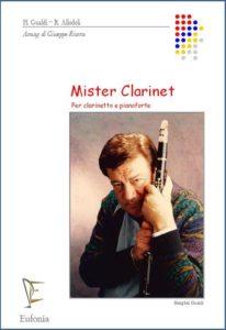MISTER CLARINET - CLARINETTO E PIANOFORTE edizioni_eufonia