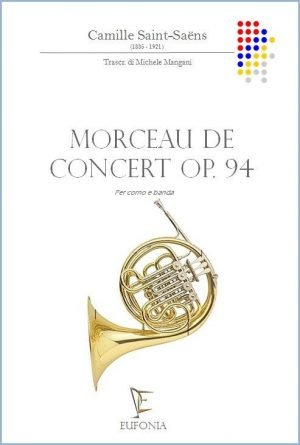 MORCEAU DE CONCERT OP. 94 edizioni_eufonia