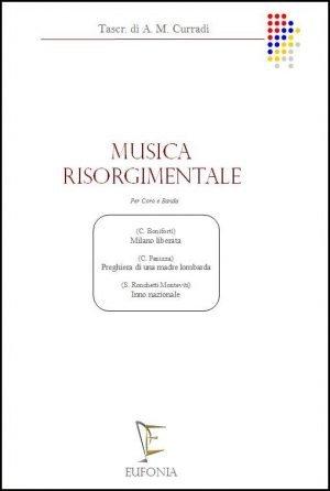 MUSICA RISORGIMENTALE edizioni_eufonia