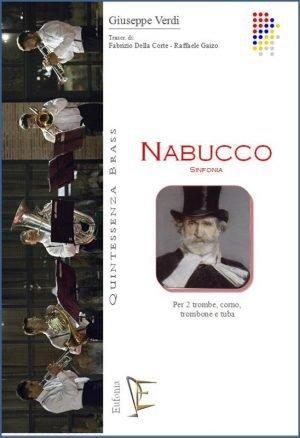 NABUCCO SINFONIA PER QUINTETTO DI OTTONI edizioni_eufonia