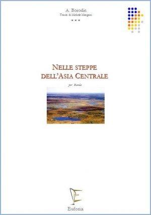 NELLE STEPPE DELL'ASIA CENTRALE edizioni_eufonia